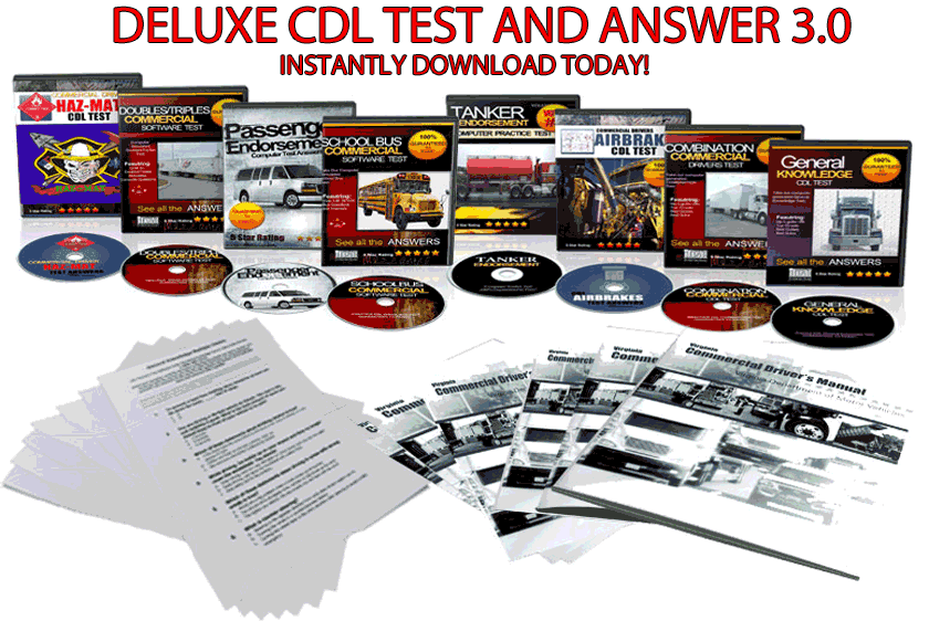 CDL Test Software